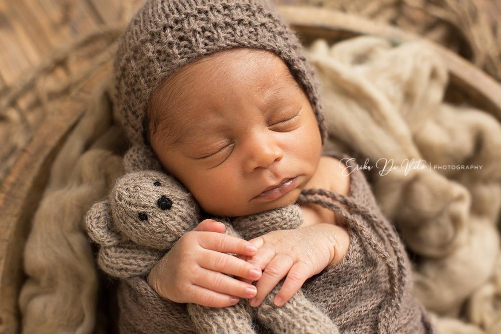 fotografo di neonati